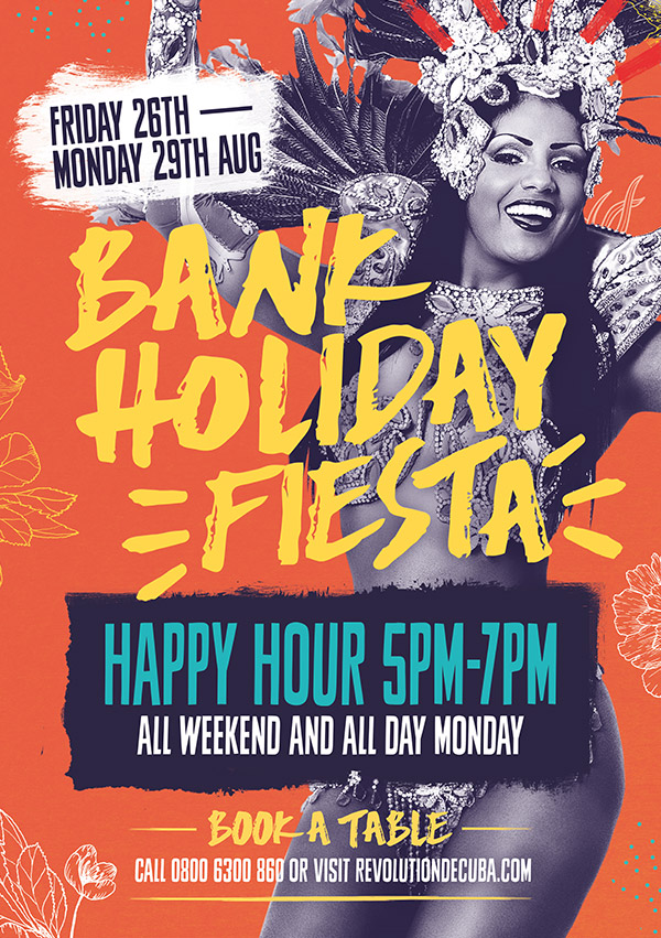 RDC-Bank-Holiday-Poster