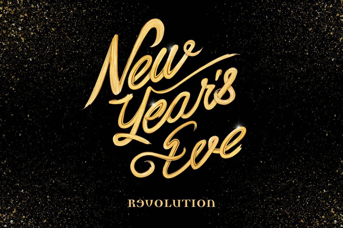 Revolution-NYE